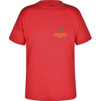 T-Shirt (Red) Thumbnail